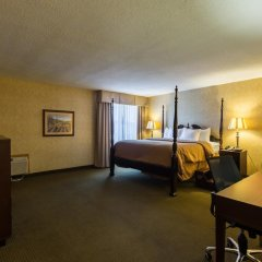 Отель Clarion Inn and Summit Center удобства в номере фото 2