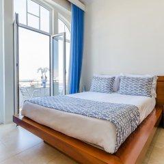 Отель Apartamentos do Mar Peniche Португалия, Пениче - отзывы, цены и фото номеров - забронировать отель Apartamentos do Mar Peniche онлайн комната для гостей фото 4