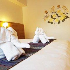 Dinso Mon Hotel 3* Улучшенный номер фото 3