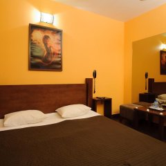 Мини-Отель Амстердам Номер Эконом разные типы кроватей фото 3