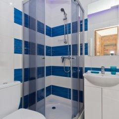 Отель Domki Avir ванная