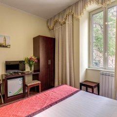 Отель B&B Leoni Di Giada 3* Стандартный номер с двуспальной кроватью фото 11