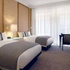Отель Sofitel Los Angeles at Beverly Hills 4* Улучшенный номер с различными типами кроватей фото 3