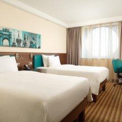 Отель Хэмптон бай Хилтон Санкт-Петербург Экспофорум 3* Стандартный номер фото 2