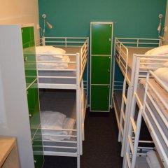 Отель Interhostel 2* Кровать в общем номере с двухъярусной кроватью фото 2
