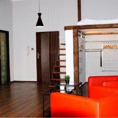 Апартаменты Vivacity Warsaw Apartments комната для гостей фото 2