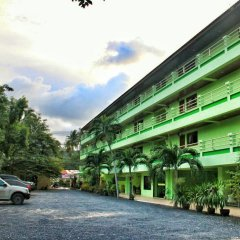 Отель Rak Samui Residence Самуи парковка