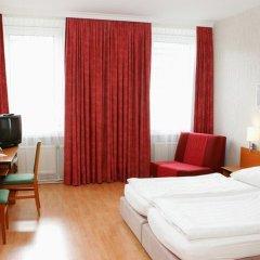 City Hotel Tabor 3* Стандартный номер с разными типами кроватей фото 2