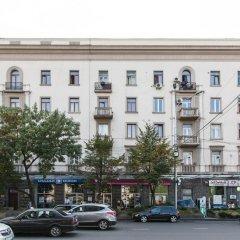 Отель Sweet Home at Rustaveli Avenue Апартаменты с различными типами кроватей фото 17