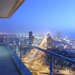 Отель Fraser Suites Dubai Дубай балкон