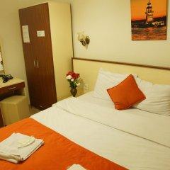 Hotel Mara 3* Номер Делюкс с различными типами кроватей фото 18