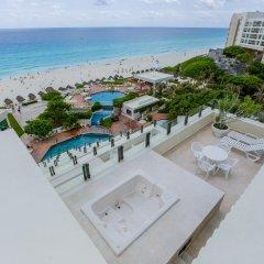 Отель Park Royal Cancun - Все включено 3* Номер Делюкс с различными типами кроватей фото 3