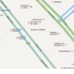 Lavande Hotel Yichang Baota River городской автобус