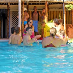 Отель Elisa Самоа, Уполу - отзывы, цены и фото номеров - забронировать отель Elisa онлайн бассейн фото 2
