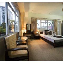 Duy Tan 2 Hotel 3* Номер Делюкс с различными типами кроватей фото 2