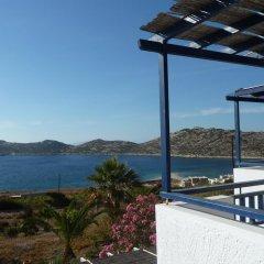 Отель Agios Pavlos Studios пляж фото 2