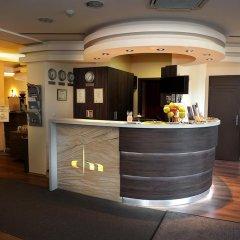 City Hotel Miskolc интерьер отеля