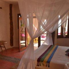 Отель Posada del Sol Tulum 3* Улучшенный номер с различными типами кроватей фото 7