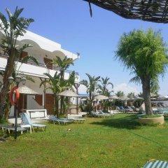 Aquarius Beach Hotel Апартаменты с различными типами кроватей фото 8