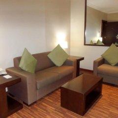 Отель Park Inn by Radisson, Lagos Victoria Island 4* Представительский люкс с различными типами кроватей фото 2