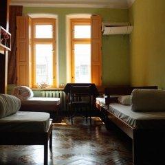 Хостел Элементарно Кровать в общем номере с двухъярусной кроватью фото 18