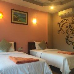 Baan Suan Ta Hotel 2* Улучшенный номер с различными типами кроватей фото 7