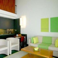 Отель ANC Experience Resort 3* Студия разные типы кроватей фото 12