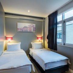 Отель @Hua Lamphong 2* Стандартный номер с 2 отдельными кроватями