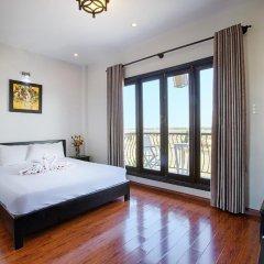 Отель Riverside Impression Homestay Villa 3* Номер Делюкс с различными типами кроватей фото 13