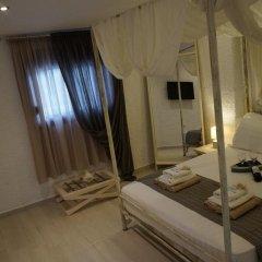 Отель Ariadni Blue 3* Номер Делюкс с разными типами кроватей фото 4