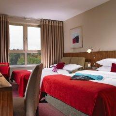 Castleknock Hotel 4* Стандартный семейный номер с различными типами кроватей