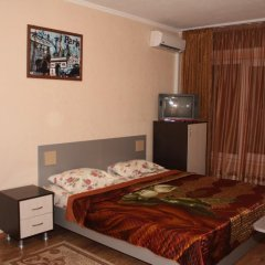Гостевой Дом Лилия Стандартный номер с двуспальной кроватью фото 3