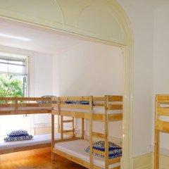 O2 Hostel Кровать в общем номере двухъярусные кровати фото 8