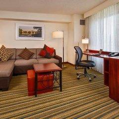 Отель Residence Inn Arlington Pentagon City 3* Студия с различными типами кроватей фото 2