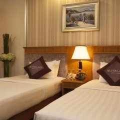 Silverland Hotel & Spa 3* Номер Делюкс с различными типами кроватей фото 3