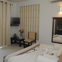 Отель White Villa Resort Aungalla 3* Номер Делюкс с различными типами кроватей фото 5