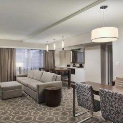 Отель Embassy Suites by Hilton Washington D.C. Georgetown 3* Стандартный номер с различными типами кроватей