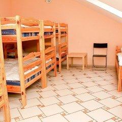 Хостел Х.О. Кровать в общем номере с двухъярусной кроватью фото 21