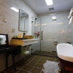 Отель Beichangjie quadrangle dwellings Китай, Пекин - отзывы, цены и фото номеров - забронировать отель Beichangjie quadrangle dwellings онлайн ванная