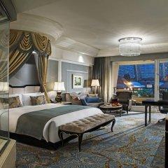 Отель InterContinental Chengdu Global Center Улучшенный номер с различными типами кроватей