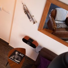 Отель Bubuflats Bubu 2 Валенсия сейф в номере