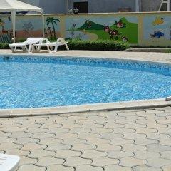 Отель Tara Bravo 5 Apartments Болгария, Солнечный берег - отзывы, цены и фото номеров - забронировать отель Tara Bravo 5 Apartments онлайн бассейн фото 3