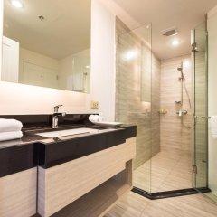 Отель Somerset Park Suanplu Улучшенные апартаменты фото 17