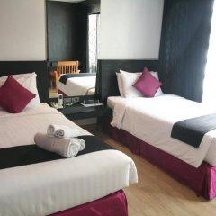 Отель Grand Inn 3* Номер Делюкс фото 7