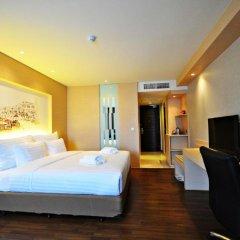 Отель PARINDA 4* Номер Делюкс фото 9