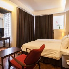Отель Baan Silom Soi 3 2* Номер Делюкс с разными типами кроватей фото 7