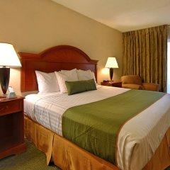 Отель Best Western Capital Beltway 3* Стандартный номер фото 4