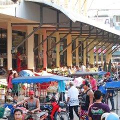 Отель Krabi Cinta House Таиланд, Краби - отзывы, цены и фото номеров - забронировать отель Krabi Cinta House онлайн бассейн