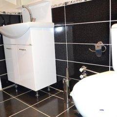 Отель Suen Apart Стамбул ванная
