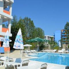Отель Abelia Apartments Болгария, Солнечный берег - отзывы, цены и фото номеров - забронировать отель Abelia Apartments онлайн бассейн